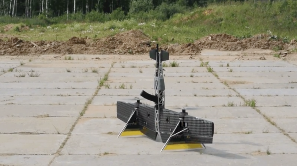 Kalashnikov  aereo